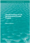 The Economics of U.S. Nonindustrial Private Forests - eBook