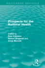 Prospects for the National Health - eBook