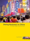 Doing Business in China - eBook