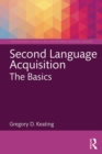 Second Language Acquisition: The Basics - eBook