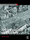 Anti-Fascism in Britain - eBook