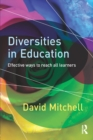 Diversities in Education : Effective ways to reach all learners - eBook