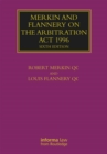 Merkin and Flannery on the Arbitration Act 1996 - eBook