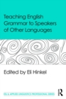 Teaching English Grammar to Speakers of Other Languages - eBook