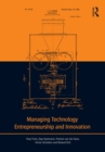 Managing Technology Entrepreneurship and Innovation - eBook