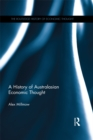 A History of Australasian Economic Thought - eBook