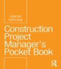 Construction Project Manager's Pocket Book - eBook