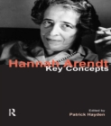 Hannah Arendt : Key Concepts - eBook