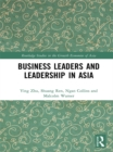 Business Leaders and Leadership in Asia - eBook