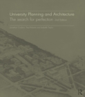 University Planning and Architecture : The search for perfection - eBook