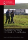 Routledge International Handbook of Rural Studies - eBook