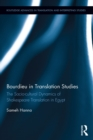 Bourdieu in Translation Studies : The Socio-cultural Dynamics of Shakespeare Translation in Egypt - eBook