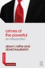 Crimes of the Powerful : An Introduction - eBook