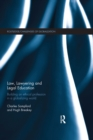 Law, Lawyering and Legal Education : Building an Ethical Profession in a Globalizing World - eBook