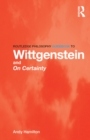 Routledge Philosophy GuideBook to Wittgenstein and On Certainty - eBook