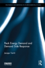 Peak Energy Demand and Demand Side Response - eBook