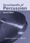 Encyclopedia of Percussion - eBook