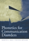 Phonetics for Communication Disorders - eBook