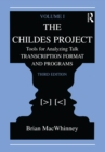 The Childes Project : Tools for Analyzing Talk, Volume I: Transcription format and Programs - eBook
