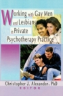Working with Gay Men and Lesbians in Private Psychotherapy Practice - eBook