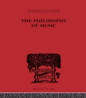 The Philosophy of Music - eBook