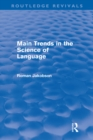 Main Trends in the Science of Language (Routledge Revivals) - eBook