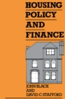 Housing Policy and Finance - eBook