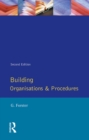 Building Organisation and Procedures - eBook