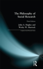 The Philosophy of Social Research - eBook