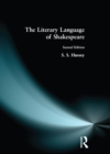 The Literary Language of Shakespeare - eBook