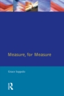 Measure For Measure : The Folio of 1623 - eBook