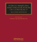 Force Majeure and Frustration of Contract - eBook