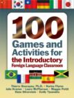 100 Games and Activities for the Introductory Foreign Language Classroom - eBook