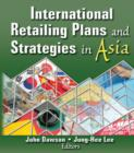International Retailing Plans and Strategies in Asia - eBook