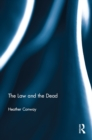 The Law and the Dead - eBook