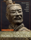A History of World Societies, Volume 1 : To 1600 - Book