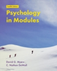 Psychology in Modules - Book