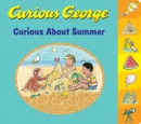 Curious George Curious About Summer - Book