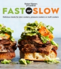 Better Homes and Gardens Fast or Slow : Delicious Meals for Slow Cookers, Pressure Cookers, or Multi Cookers - eBook