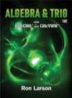 Algebra & Trigonometry - Book