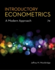Introductory Econometrics : A Modern Approach - Book