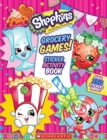 Grocery Games! (Shopkins Jumbo Sticker Activity Book) - Book