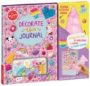 DECORATE THIS JOURNAL - Book