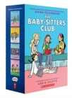 The Baby-Sitters Club Graphix #1-4 Box Set: Full-Color Edition - Book