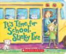 It's Time for School, Stinky Face (A Board Book) - Book