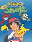 POKEMON: Alola Region Adventure Guide - Book