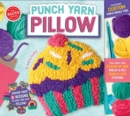 PUNCH YARN PILLOW - Book