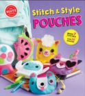 Stitch and Style Pouches - Book