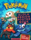 Pokemon: Alola Region Poster Book - Book