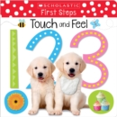 Touch and Feel 123 (Scholastic Early Learners: First Steps) - Book